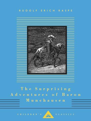 The Adventures of Baron Munchausen (Hardback)