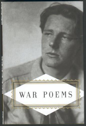 War Poems (Hardback)