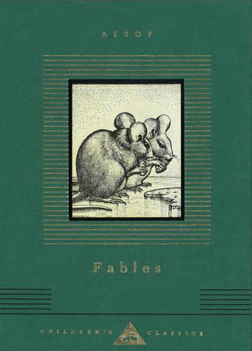 Fables - Everyman's Library CHILDREN'S CLASSICS (Hardback)