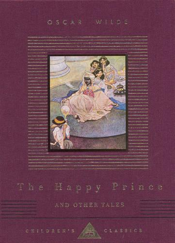 Cover of the book, The Happy Prince and Other Tales.