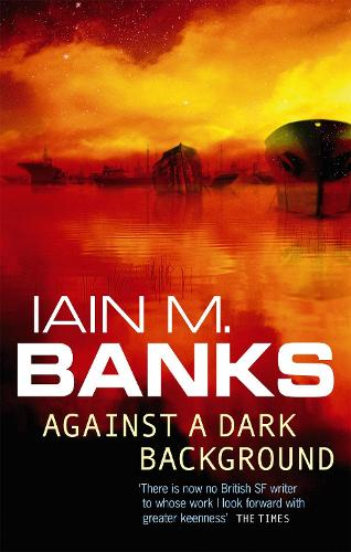 Against A Dark Background (Paperback)