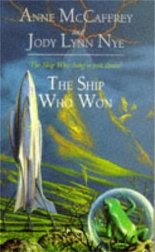 The Ship Who Won (Paperback)