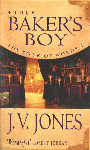 The Baker's Boy: Book 1 of the Book of Words - Book of Words (Paperback)
