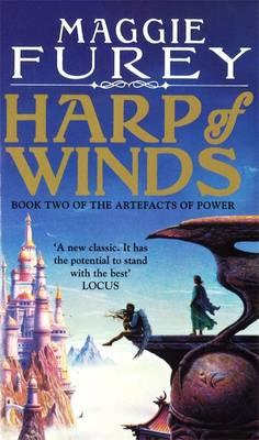 Harp of Winds - Artefacts of Power 2 (Paperback)