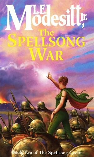 The Spellsong War: Book Two: The Spellsong Cycle - Spellsong Cycle (Paperback)