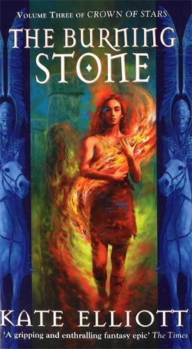 The Burning Stone - Crown of Stars (Paperback)