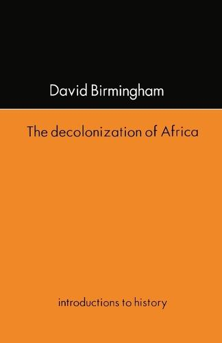 The Decolonization Of Africa (Paperback)
