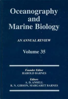 Oceanography And Marine Biology: Volume 35 (Hardback)