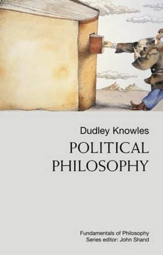 Political Philosophy - Fundamentals of Philosophy (Hardback)