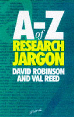 A-Z of Social Research Jargon (Paperback)