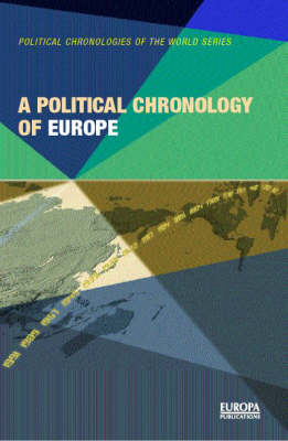 A Political Chronology of Europe (Hardback)