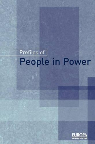 Profiles of People in Power: The World's Government Leaders (Hardback)