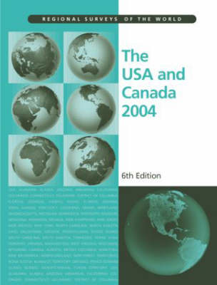 The USA and Canada 2004 (Hardback)