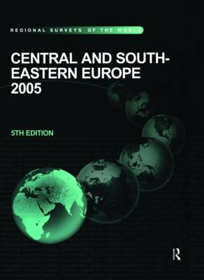 Central and South Eastern Europe 2005 (Hardback)