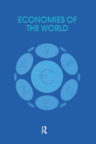 Economies of the World (Hardback)