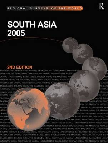 South Asia 2005 (Hardback)