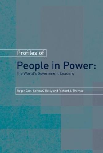 Profiles of People in Power (Hardback)