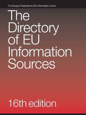 The Directory of European Union Information Sources (Hardback)