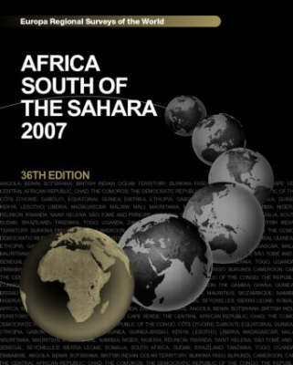 Africa South of the Sahara 2007 (Hardback)