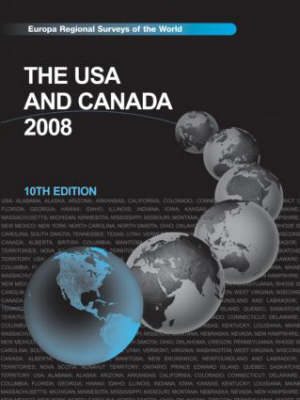 The USA and Canada 2007 (Hardback)