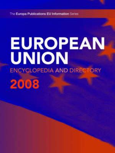 European Union Encyclopedia and Directory (Hardback)