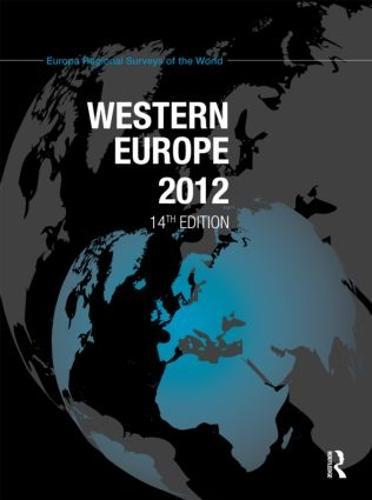 Western Europe 2012 (Hardback)