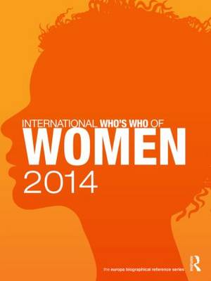 International Who's Who of Women 2014 (Hardback)