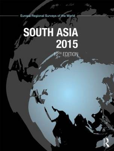 South Asia 2015 (Hardback)