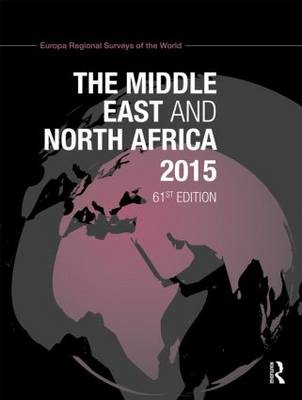 The Middle East and North Africa 2015 (Hardback)
