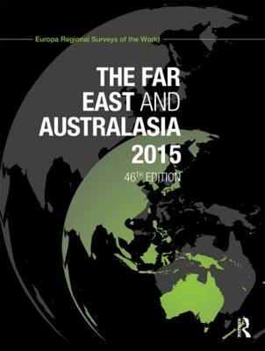 The Far East and Australasia 2015 (Hardback)