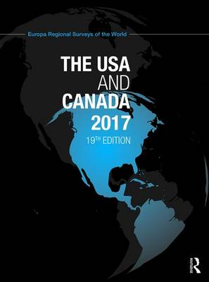 The USA and Canada 2017 (Hardback)