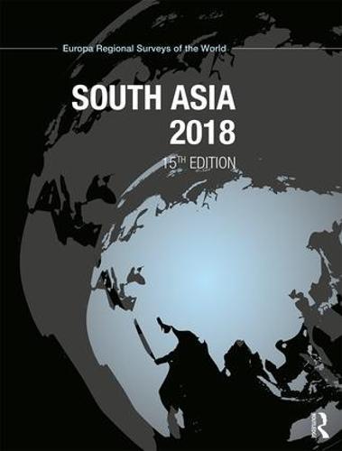 South Asia 2018 (Hardback)