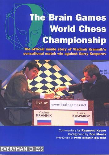 Brain Games World Chess Championship (Paperback)