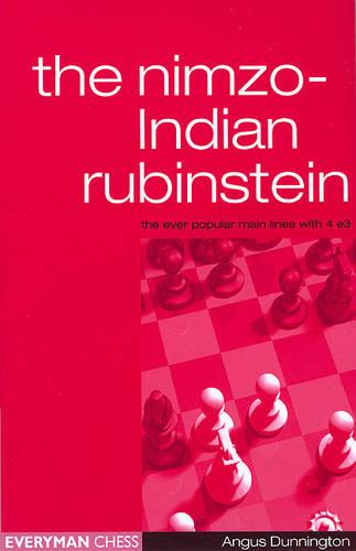 Nimzo-Indian Rubinstein: Complex Lines with 4e3 (Paperback)