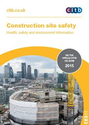 Construction Site Safety: Health, Safety and Environment Information (CD-ROM)