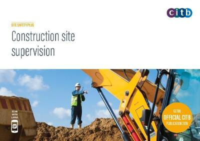 Construction site supervision 2019: GE706/19 (Paperback)