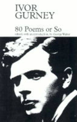 80 Poems or So - Fyfield Books (Paperback)
