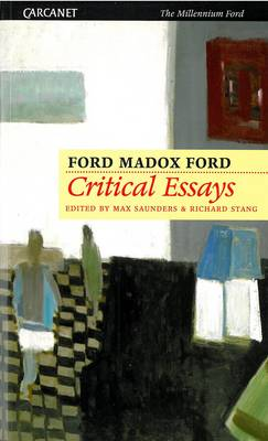 Critical Essays - Lives & letters: the Ford programme (Paperback)