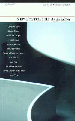 New Poetries: v.3 (Paperback)