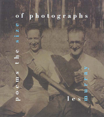 Poems the Size of Photographs (Paperback)