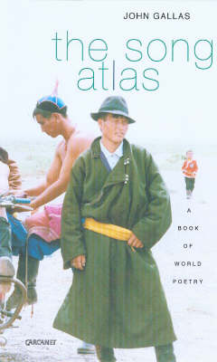 Song Atlas: A Book of World Poetry (Paperback)