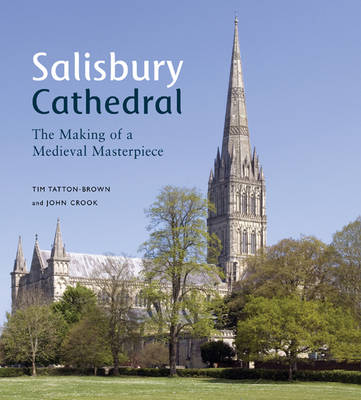 Salisbury Cathedral (Paperback)
