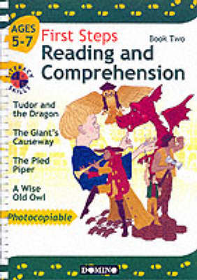 Reading and Comprehension: 5-7 Year Olds Bk. 2 - First Steps (Paperback)