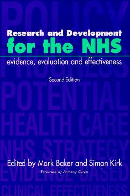 Research and Development for the NHS (Paperback)