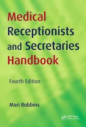 Medical Receptionists and Secretaries Handbook (Paperback)