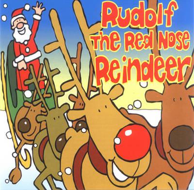 Rudolf the Red Nose Reindeer (CD-Audio)