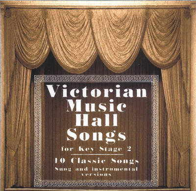 Victorian Music Hall Songs (CD-Audio)