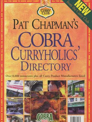 The Curry Club Official Curryholic's Directory (Paperback)