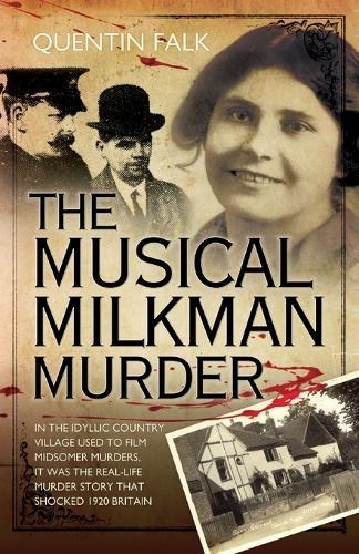 Musical Milkman Murder (Paperback)