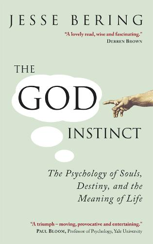 The God Instinct: The Psychology of Souls, Destiny and the Meaning of Life (Paperback)